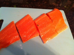 Foil-Wrapped Trout (1)