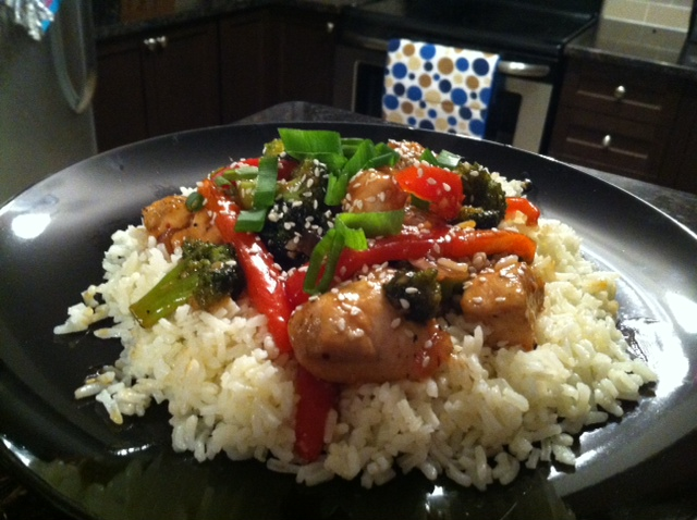 Honey Sesame Chicken (1)