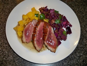 Roasted Duck Breast with Ruttabega (45)