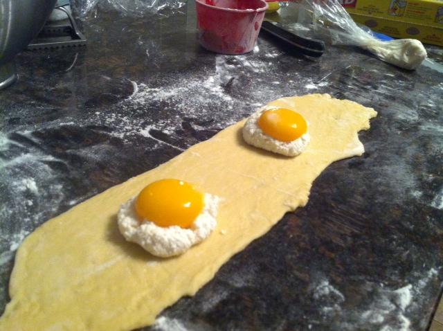 Egg Yolk Ravioli (2)