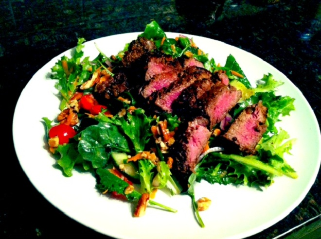 Steak Salad (3)