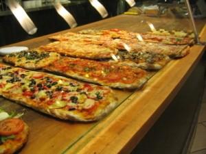 Pizza Roman Style