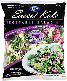 Sweet Kale Salad Mix